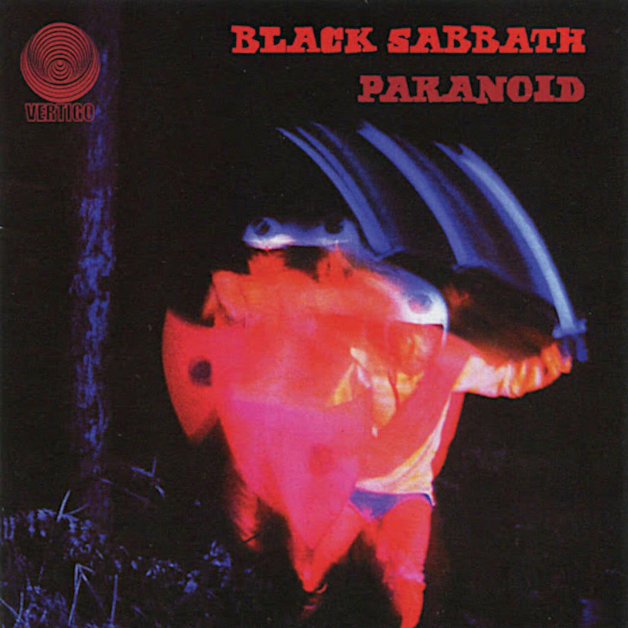 Black Sabbath - Paranoico