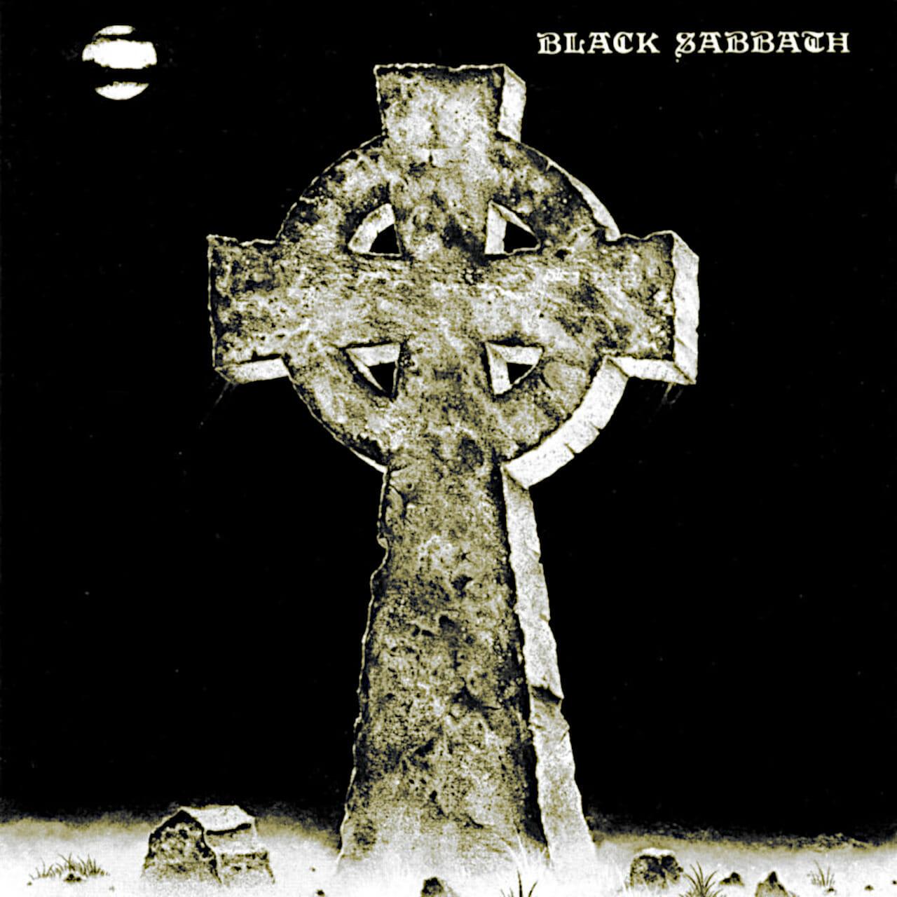 Black Sabbath - Cruz sin cabeza