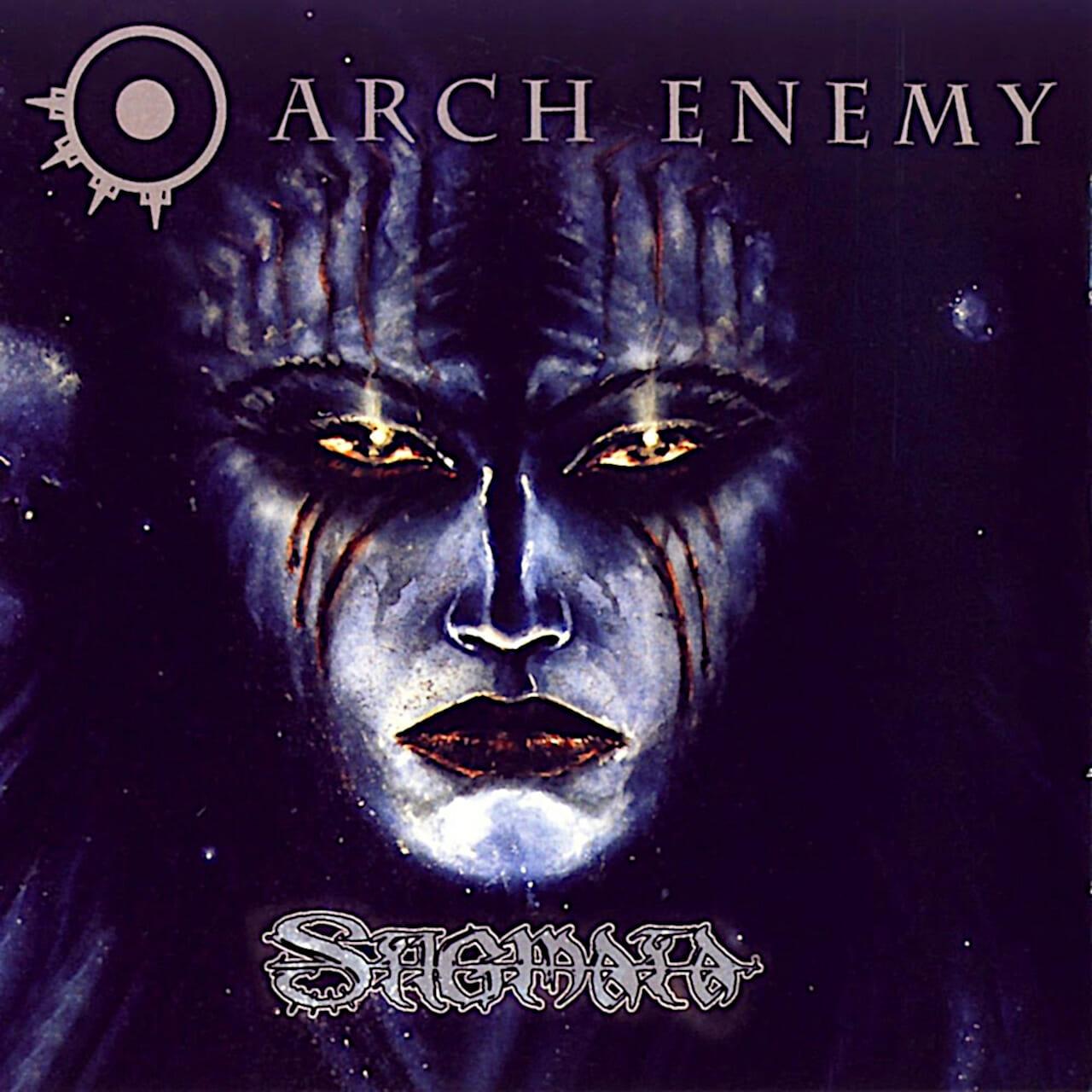 Arch Enemy Stigmata Art