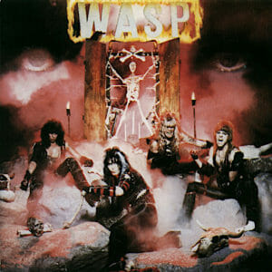 W.A.S.P. Album Cover Gallery