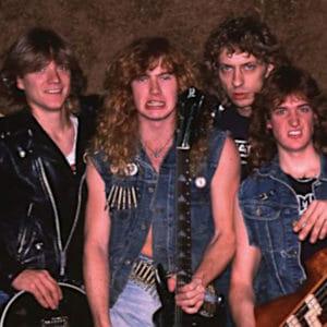 Megadeth Live 1999