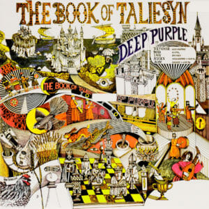 Deep Purple The Book of Taliesyn