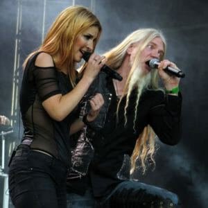DELAIN Nothing Left feat Marco Hietala
