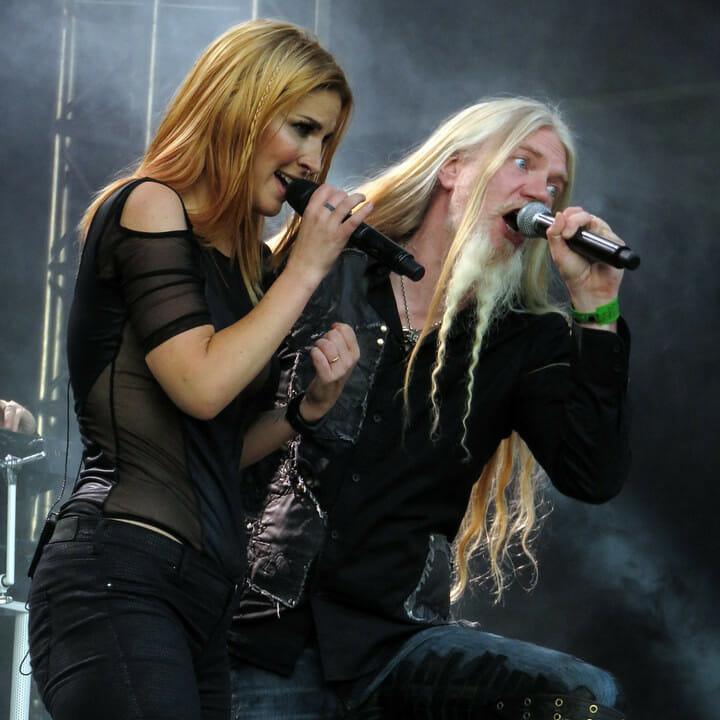 Delain & Marko Hietala