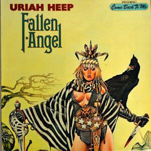 Uriah Heep Fallen Angel