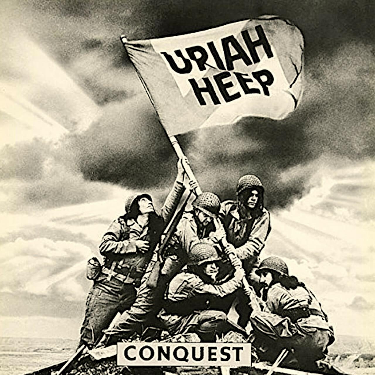 Conquista de Uriah Heep