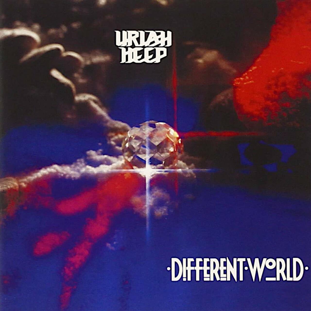 Uriah Heep Mundo diferente