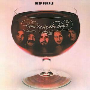 Deep Purple Come Taste the Band