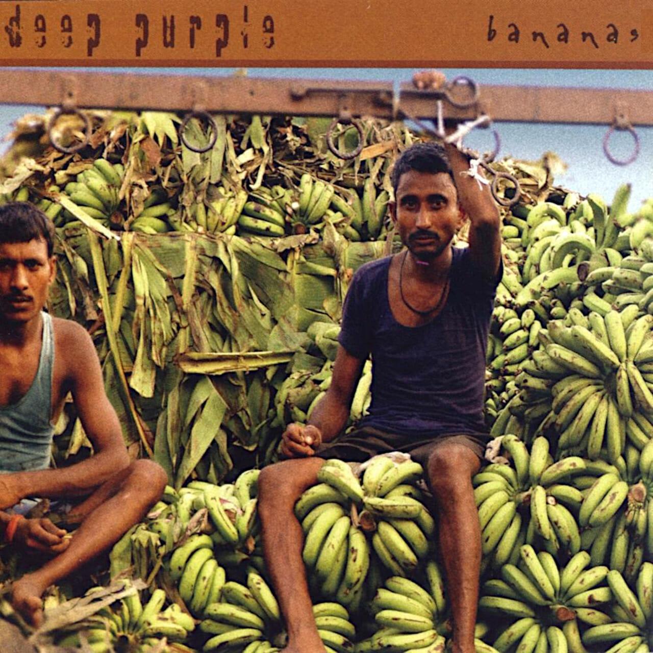 Deep Purple Bananas