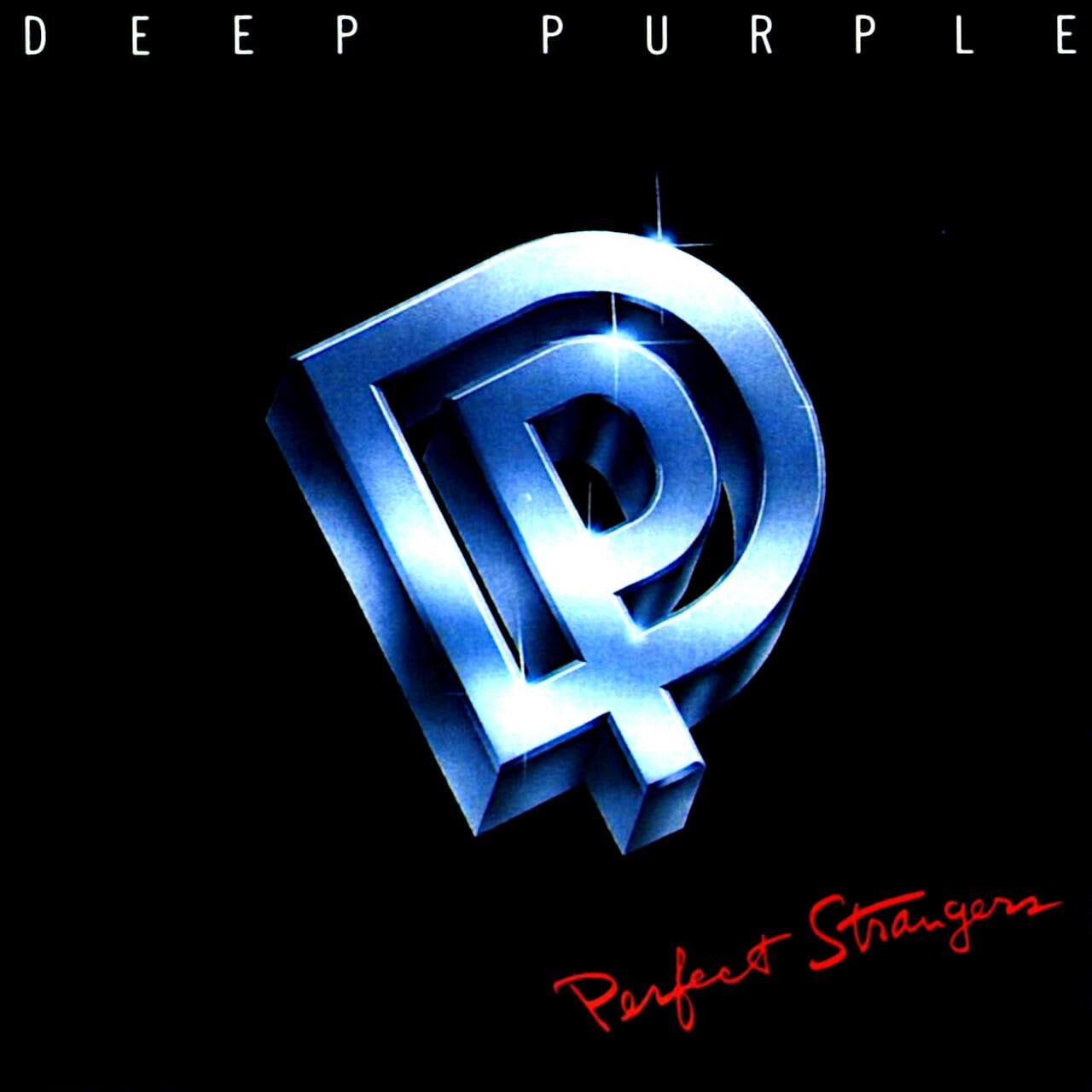Deep Purple Perfec Strangers