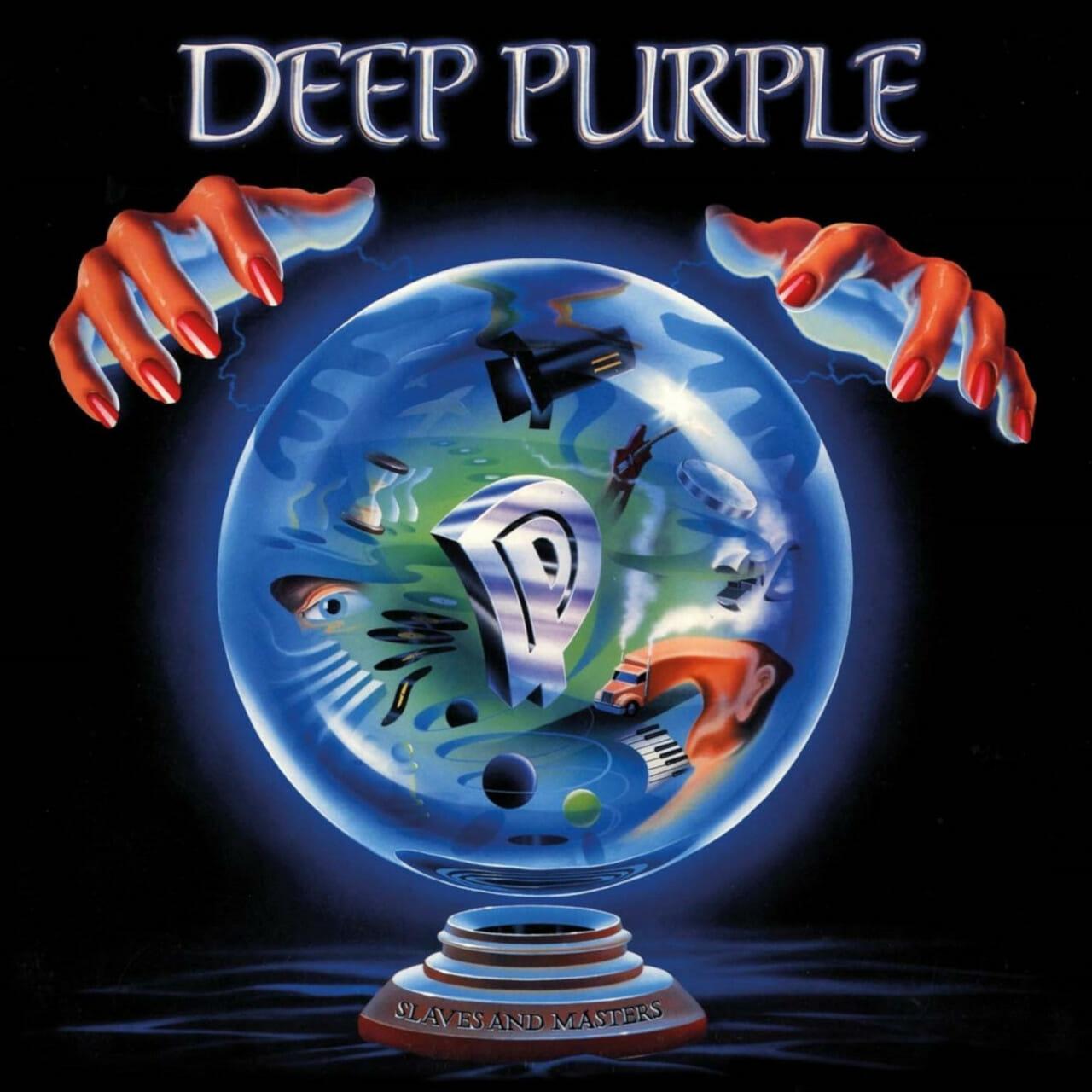 Escravos e Mestres Deep Purple