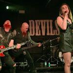 Fons de pantalla de Devilskin 06