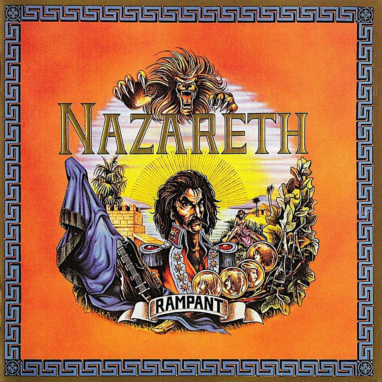 Nazareth Rampant