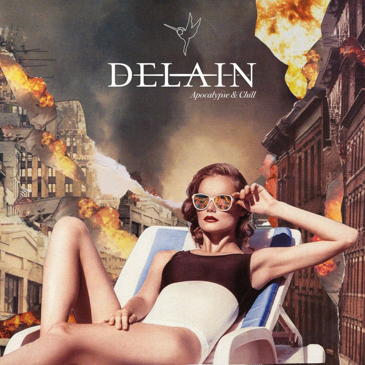 Delain Apocalypse and Chill
