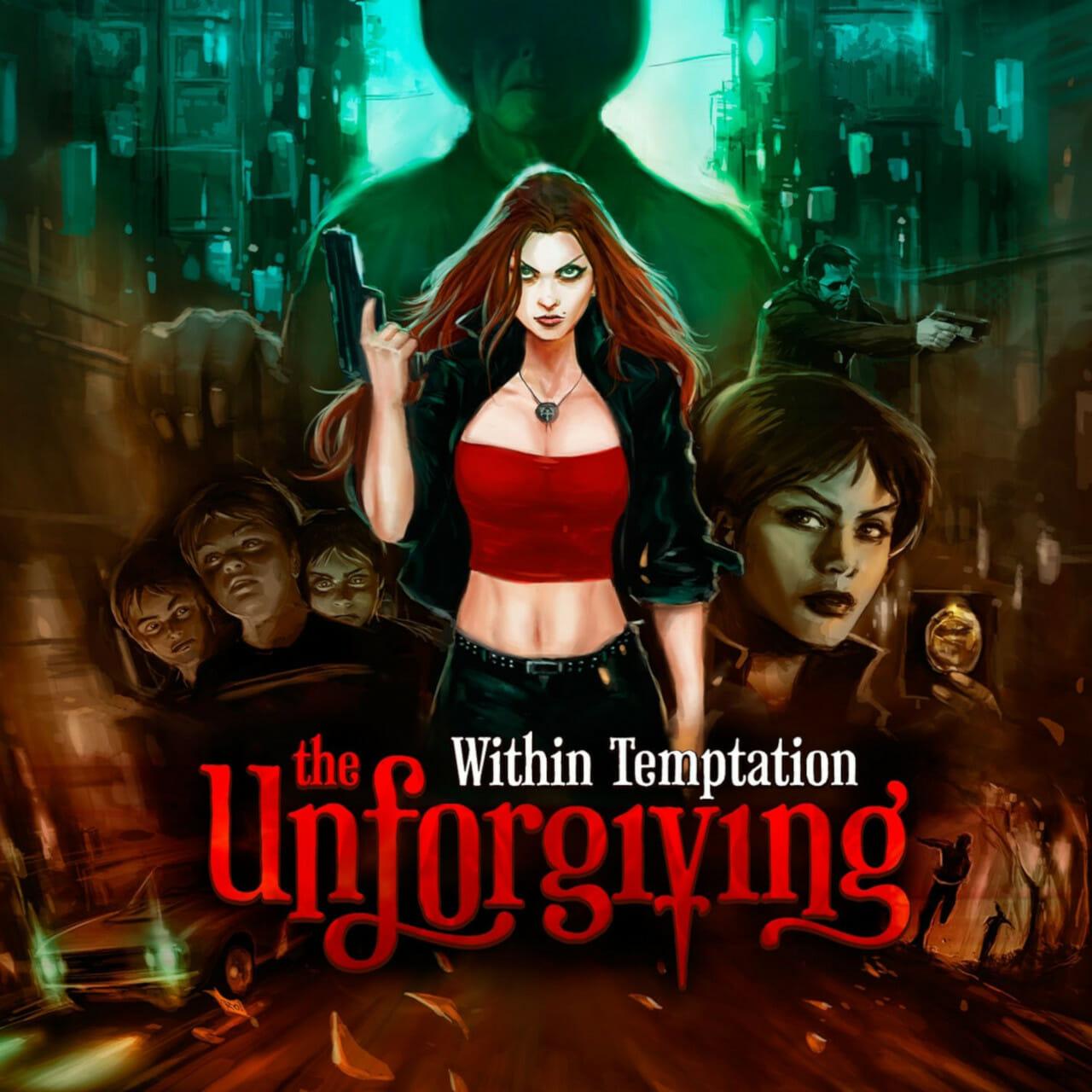 Within Temptation Álbum El implacable
