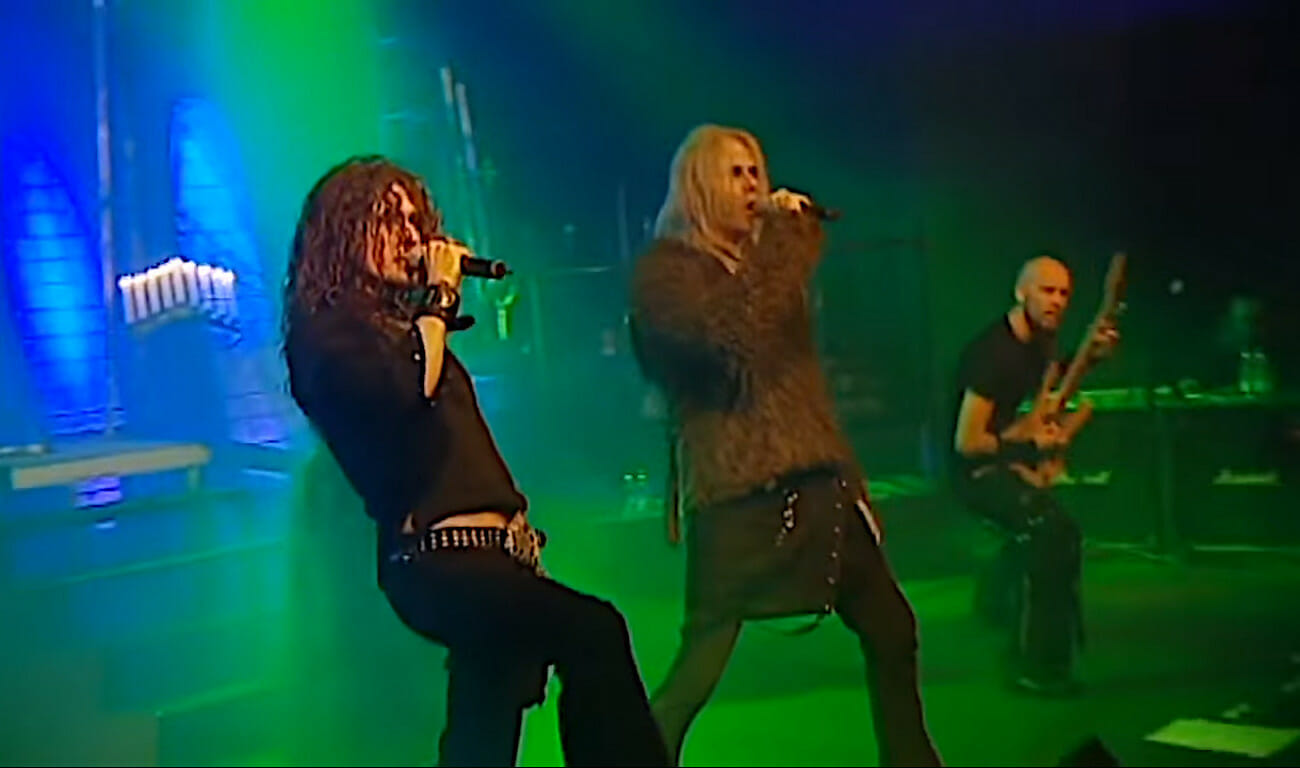 Therion Live Gothic 01