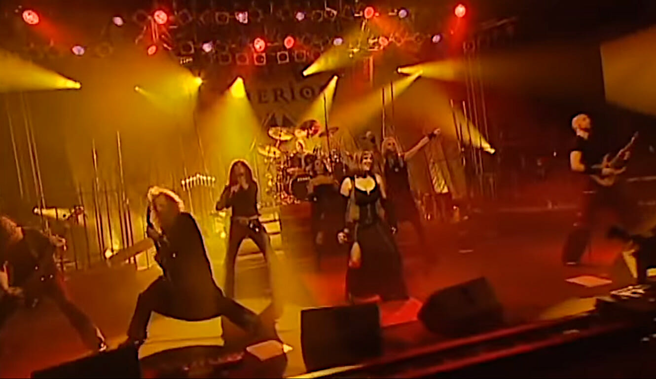 Therion Live Gothic 12